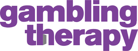 Gambling Therapy logotipo