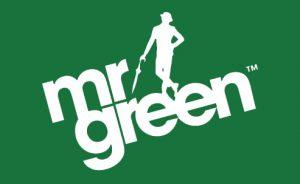 Mr green logotipo